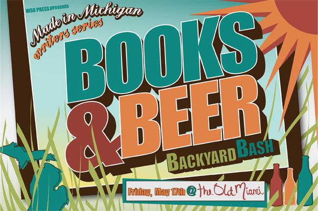 Books Beer Backyard Bash 8th Annual Made In Michigan Writers
