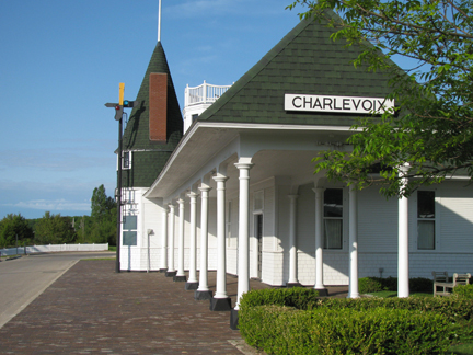 Michigan S Historic Railroad Stations Wayne State