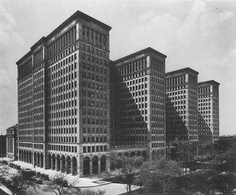The Buildings of Detroit | Wayne State University Press