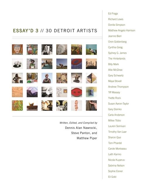 Detroit Art Book Fair  Wayne State University Press  Detroit Art Book Fair Writing A Service Business Plan also Proposal Essay Topics List  Importance Of English Essay