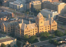 Wayne State University Building