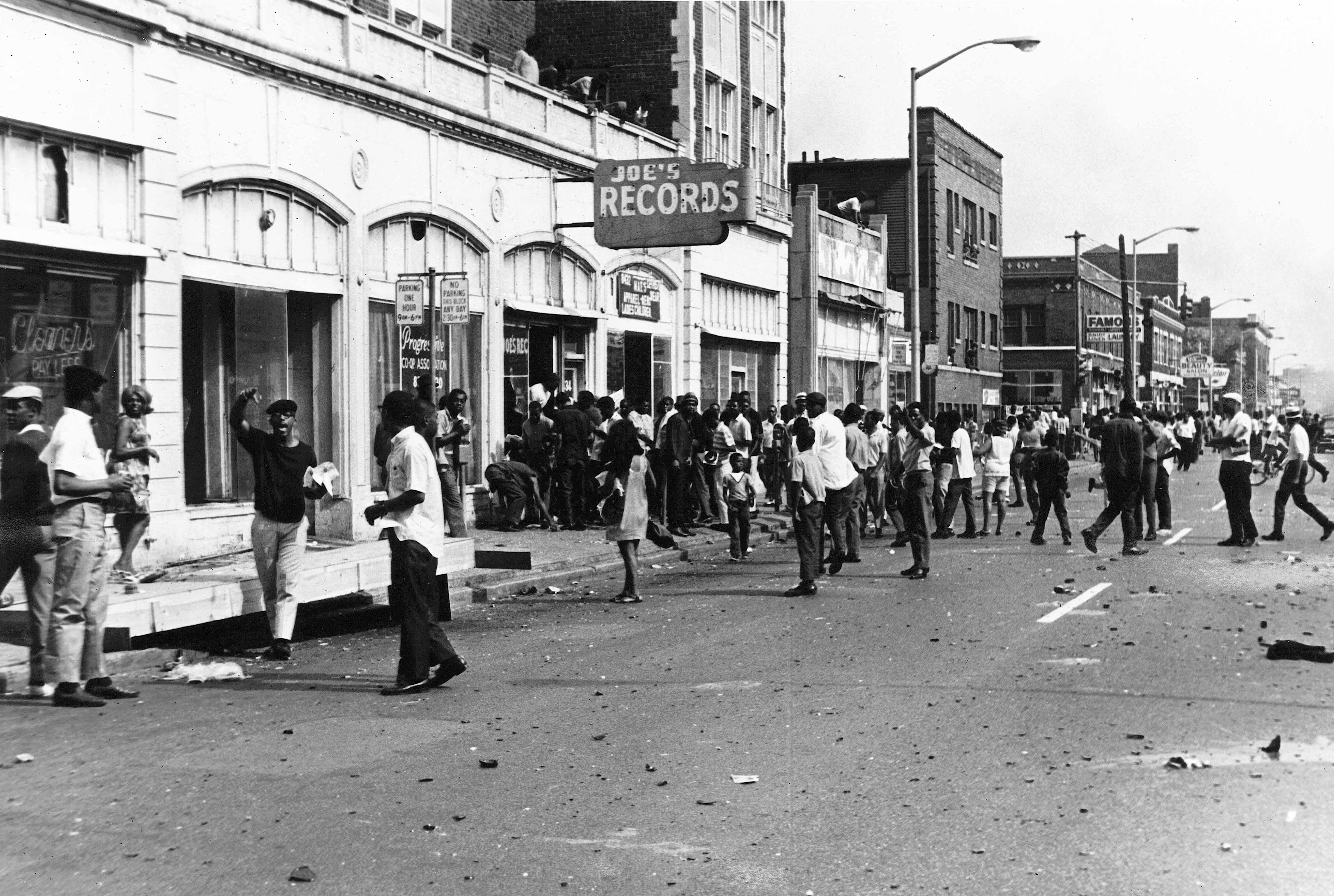 Detroit 1967 | Wayne State University Press  Detroit 1967 | ...