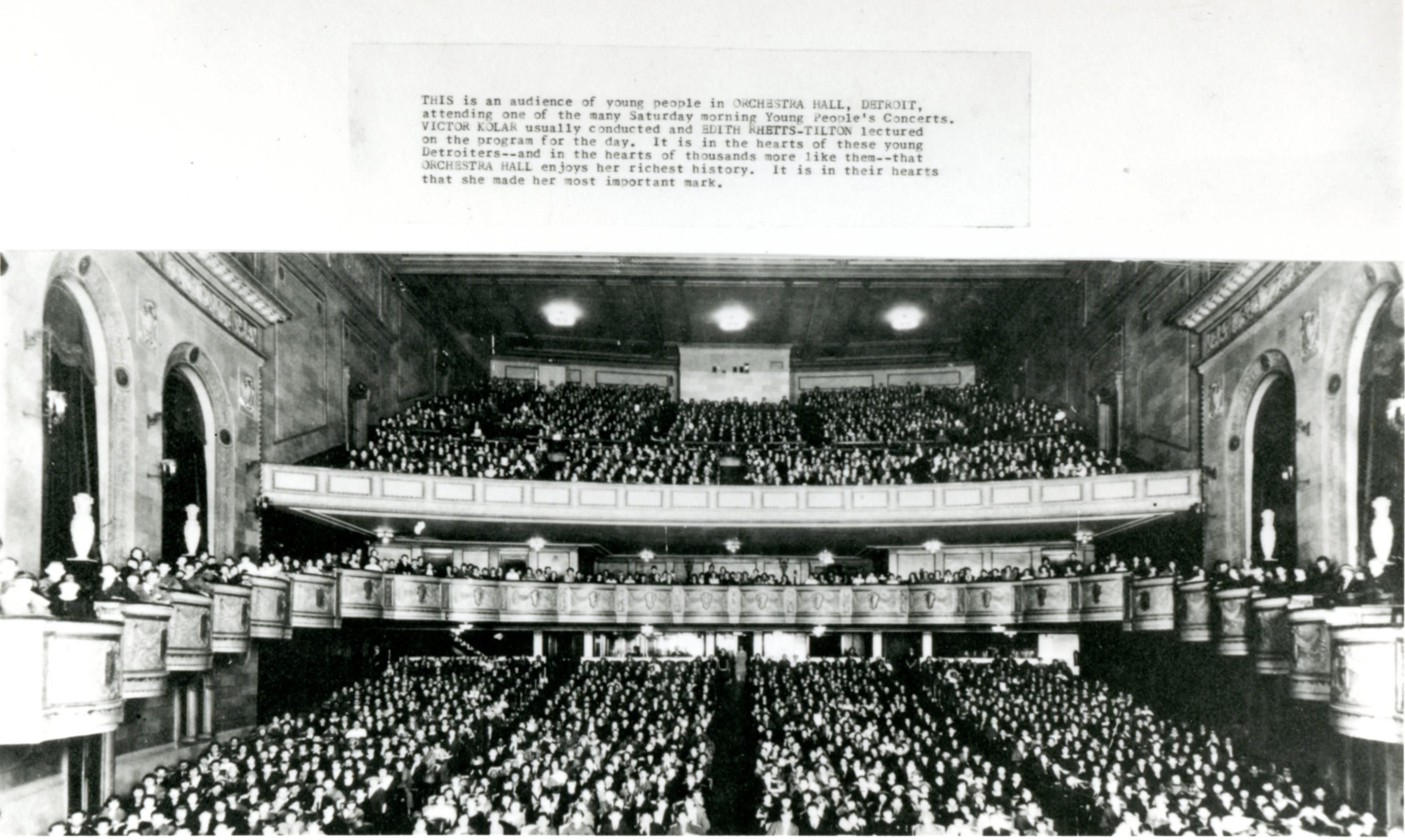 The Detroit Symphony Orchestra Wayne State University Press